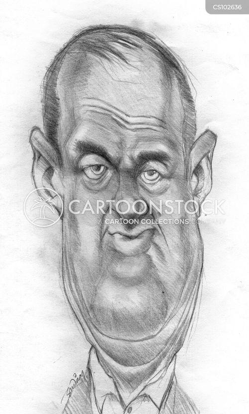 director-general cartoon