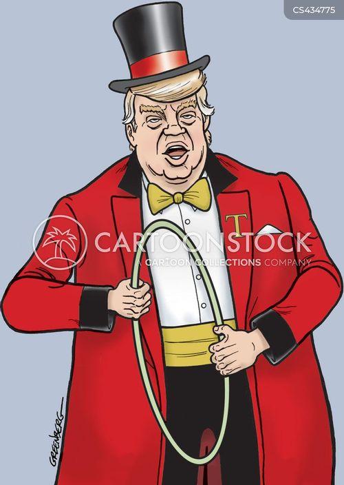 ringmasters cartoon