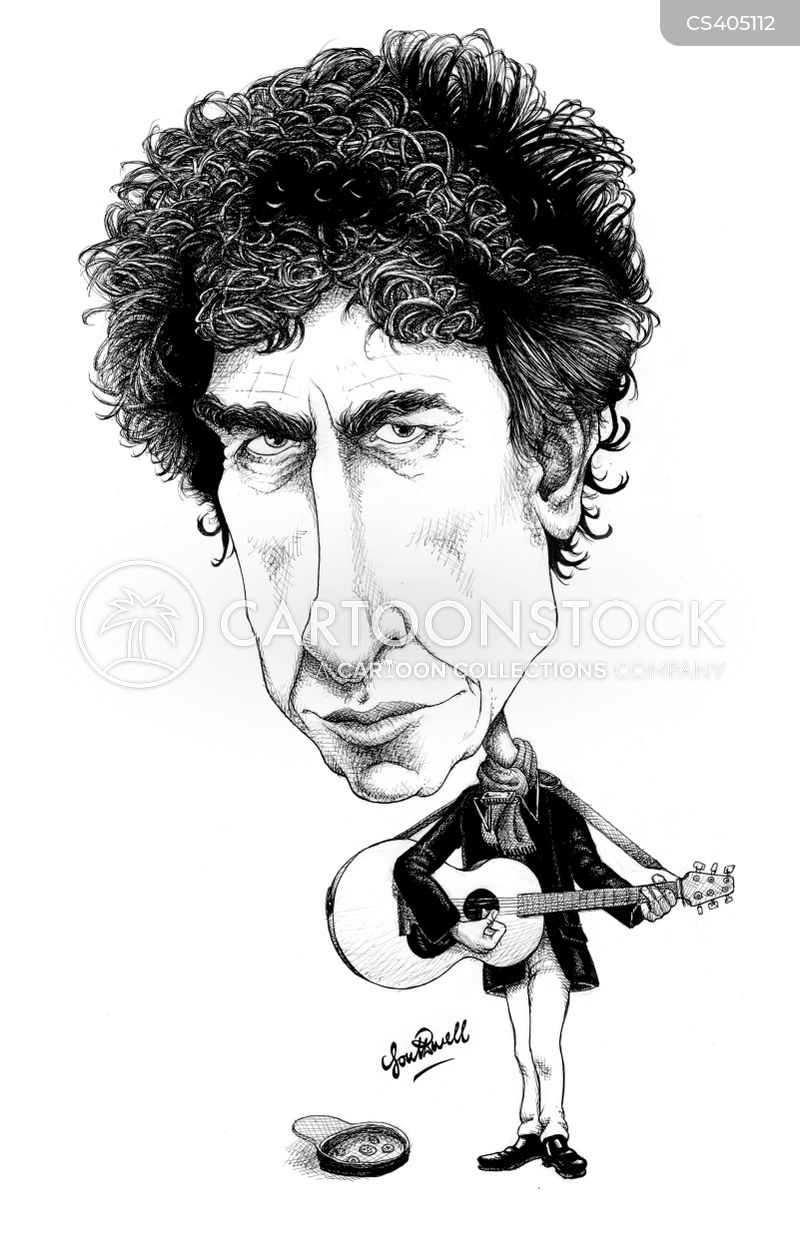 dylan cartoon