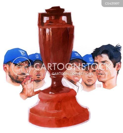 england team cartoon