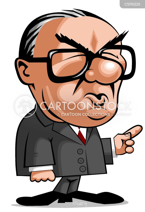 english politician cartoon