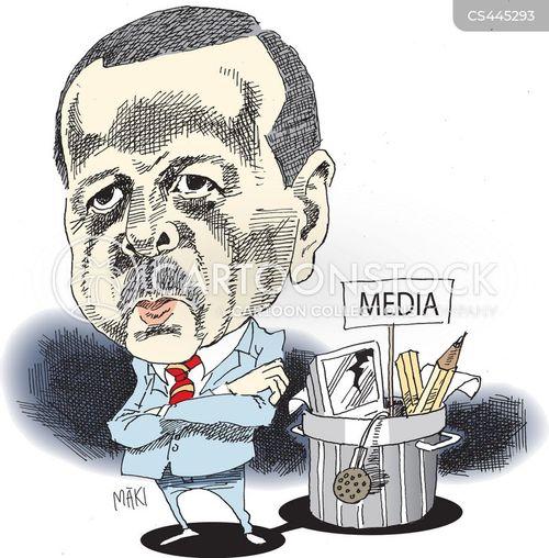 erdogan cartoon