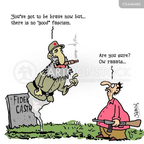 castro cartoon