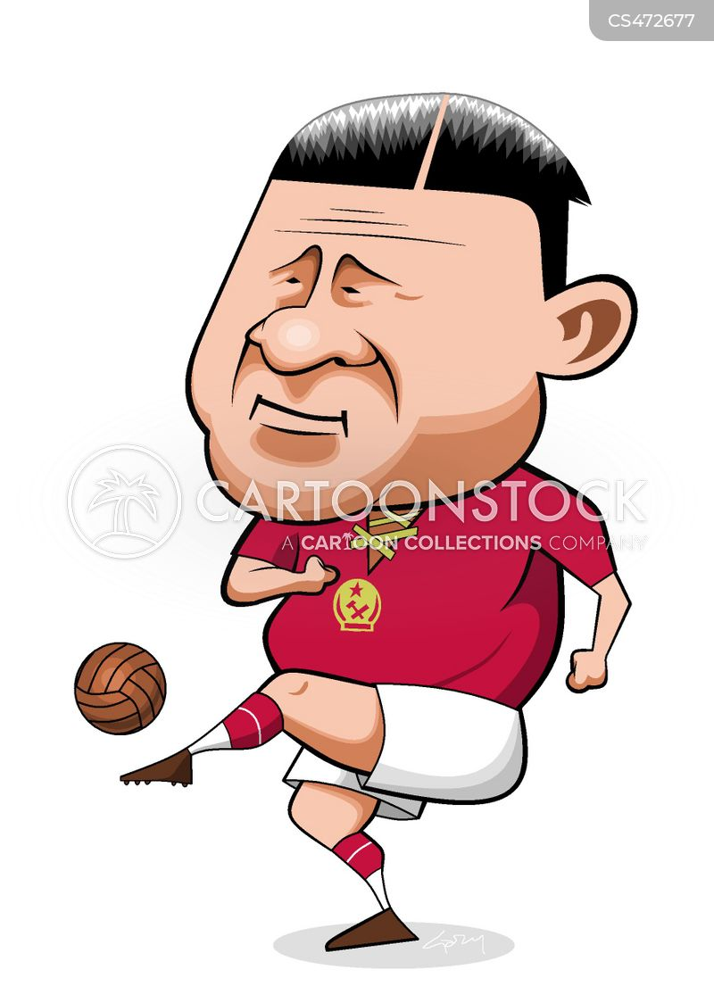 Hungarian Football Cartoons And Comics Funny Pictures From Cartoonstock