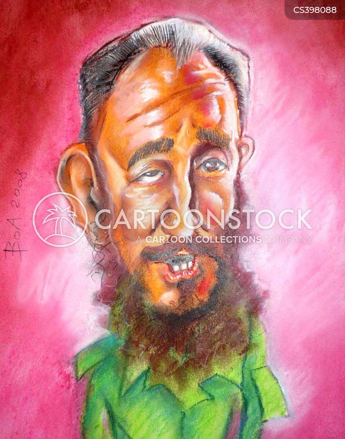 cuban cigar cartoon