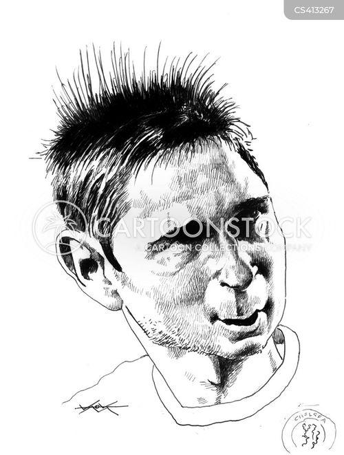 frank lampard cartoon