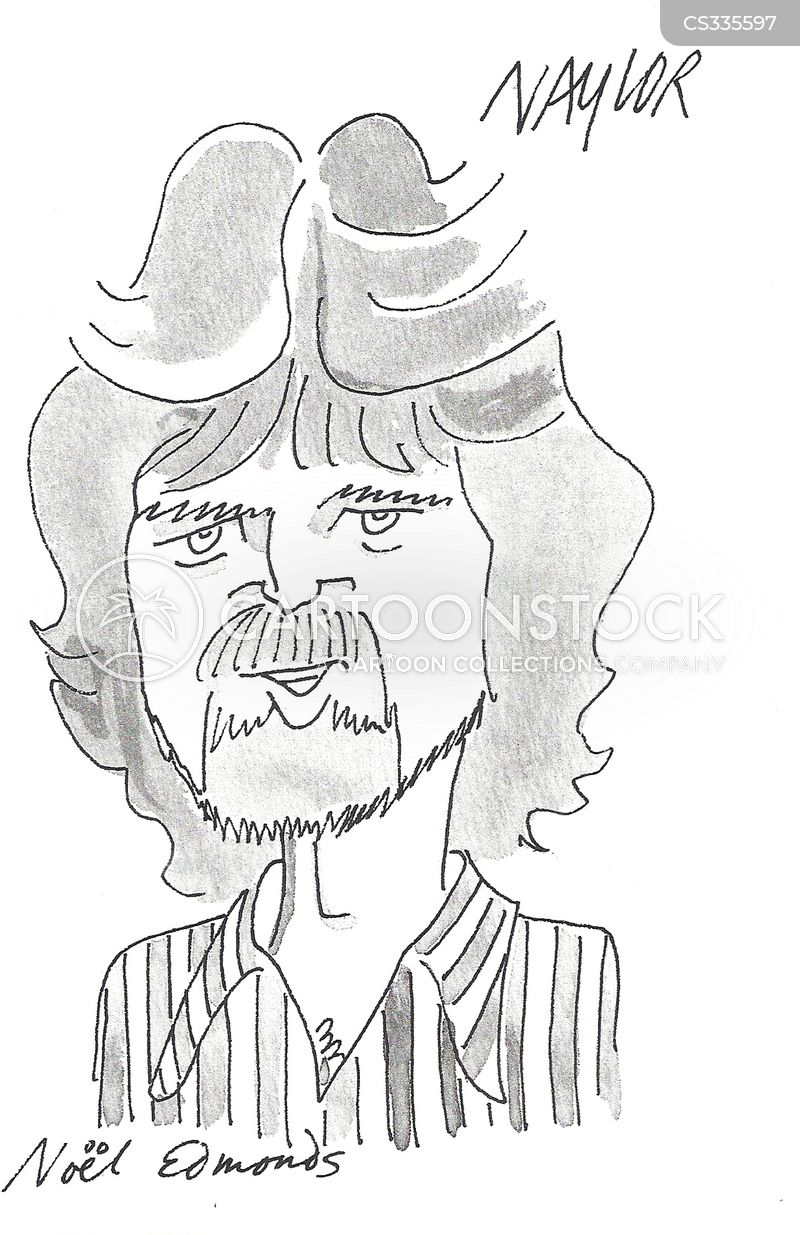 noel edmonds cartoon