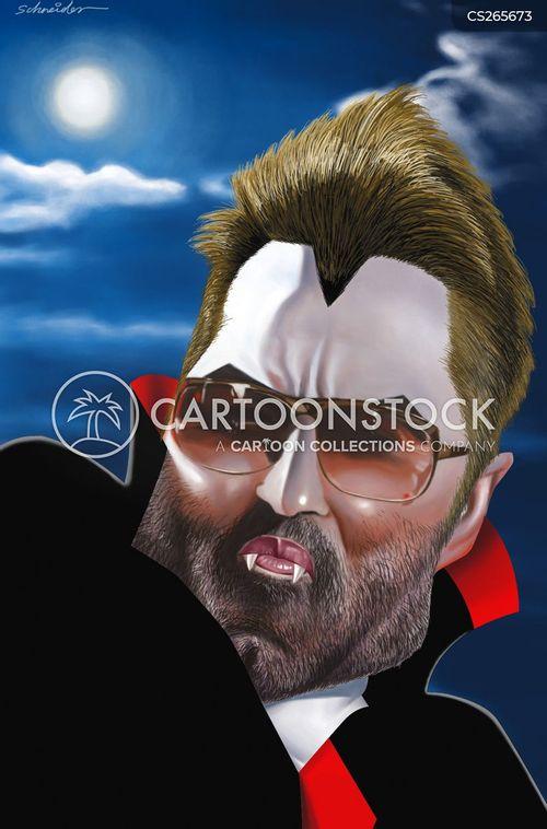 george michael cartoon