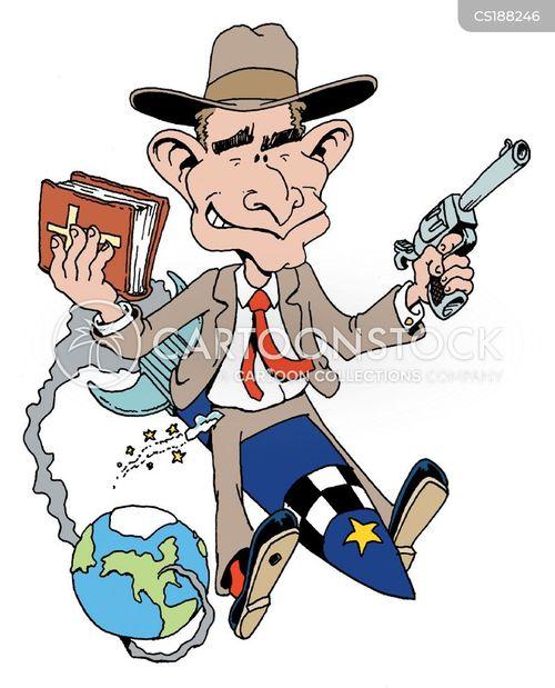 us presidents cartoon