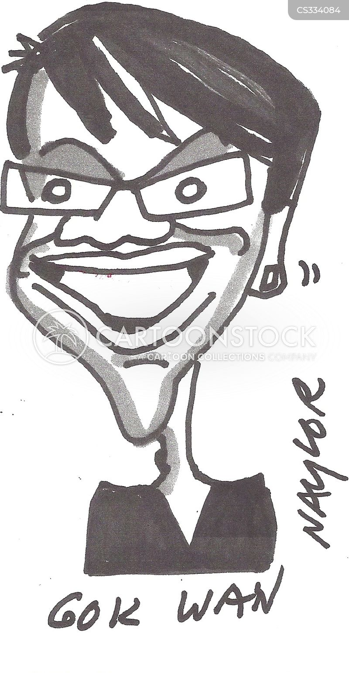 fashion gurus cartoon