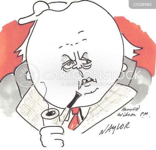 labour politician cartoon