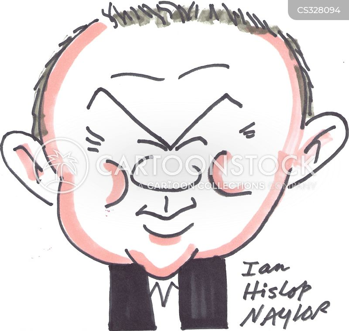 satirists cartoon