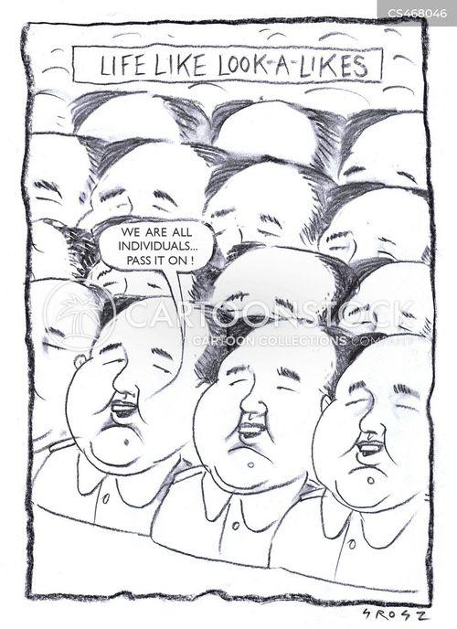 mao cartoon
