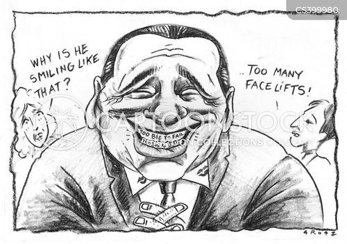 italian economy cartoon