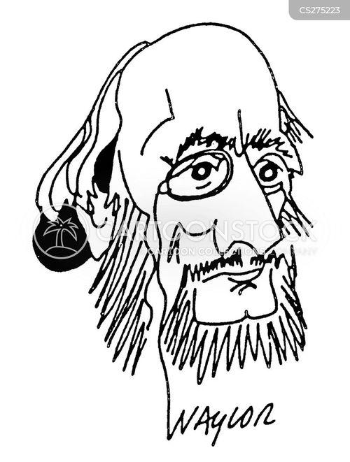 hoffman cartoon