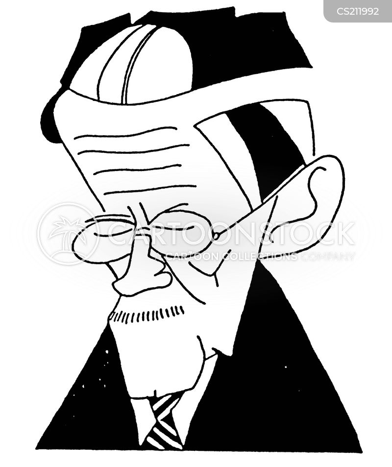 james joyce cartoon