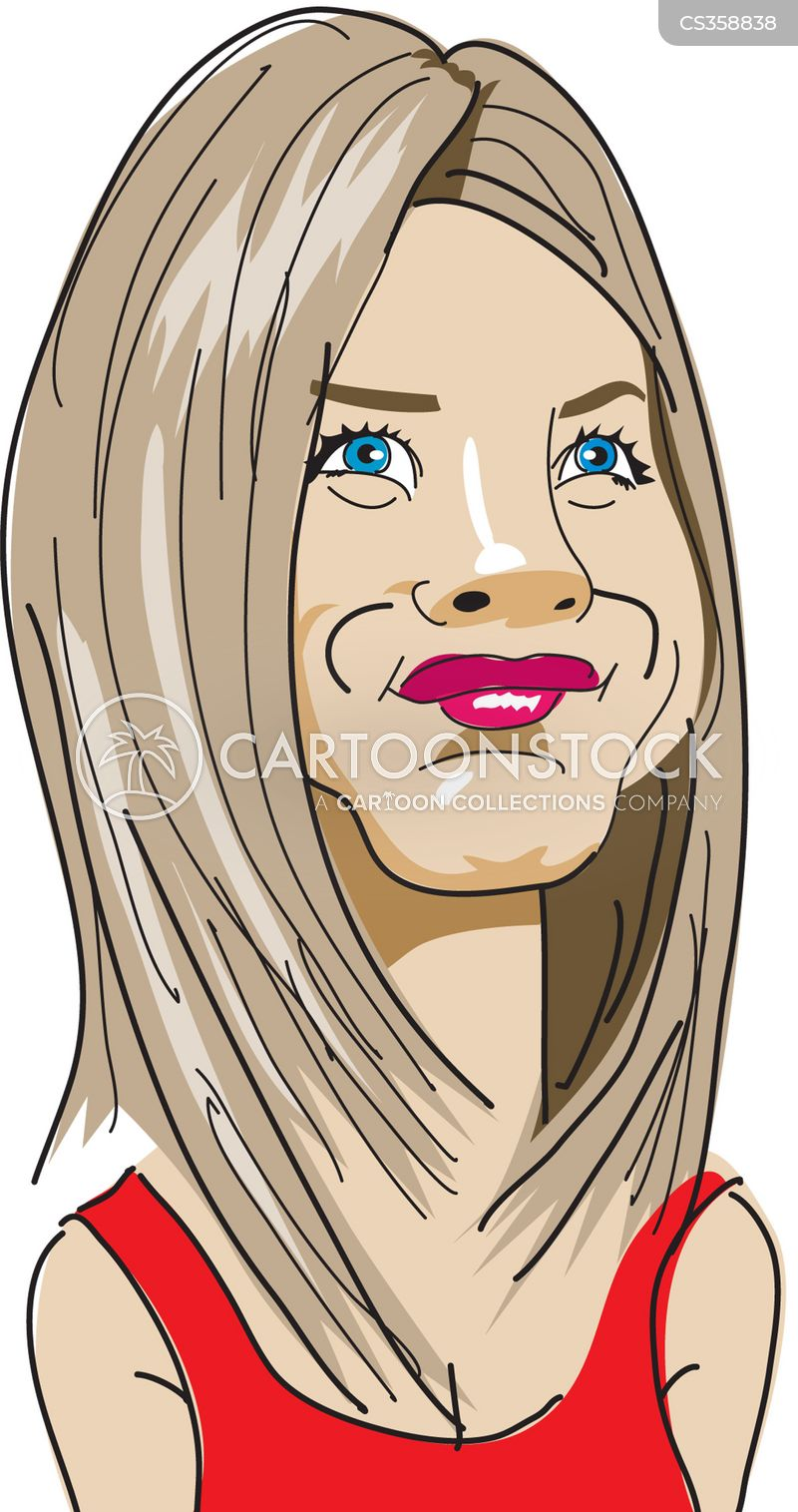 jennifer aniston cartoon