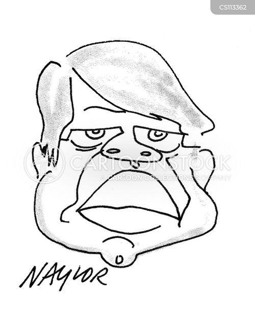 jimmy carter cartoon