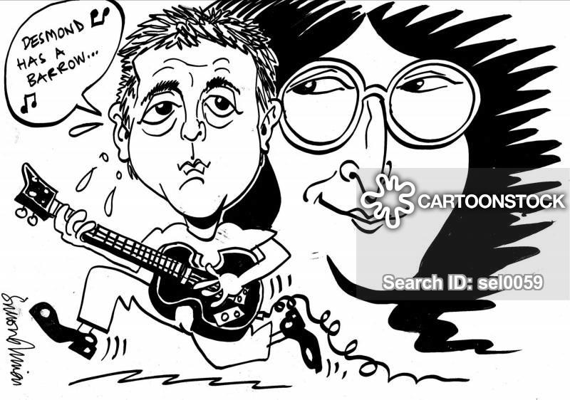 mccartney cartoon