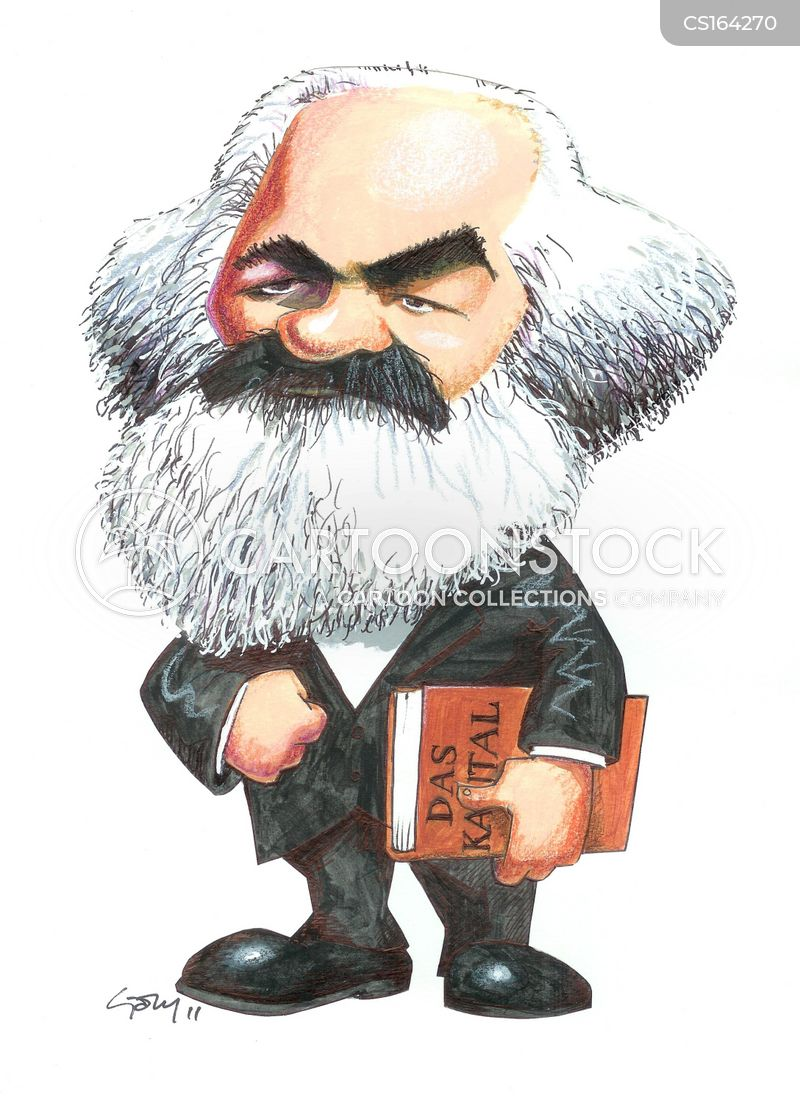marxist cartoon