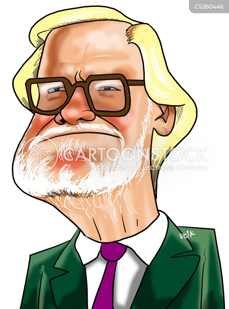 ken bates cartoon
