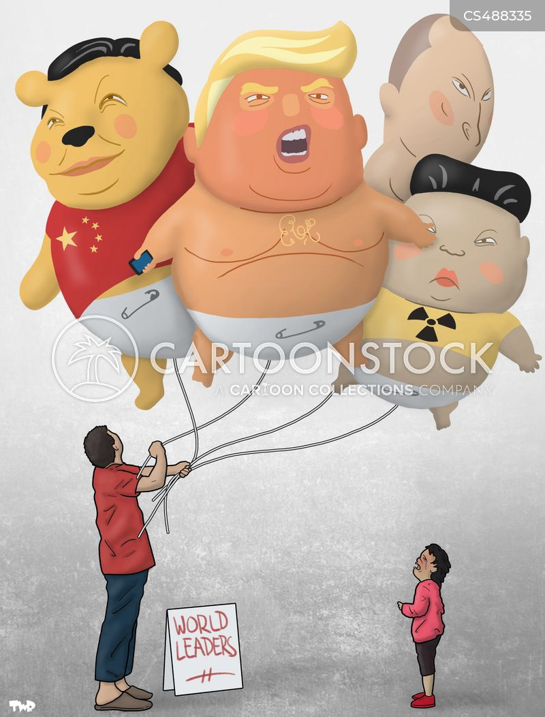 xi jinping cartoon
