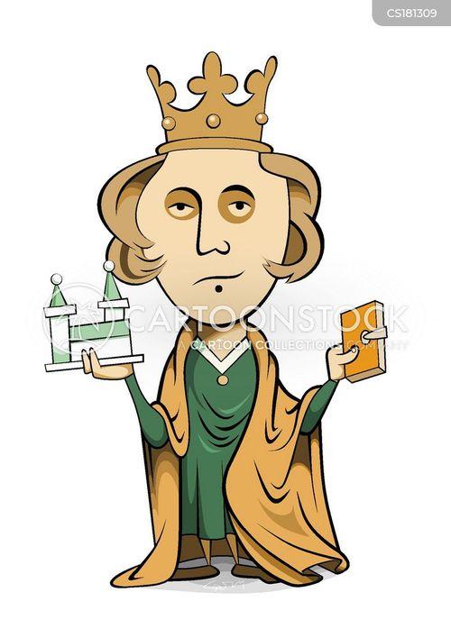 duke of normandy cartoon