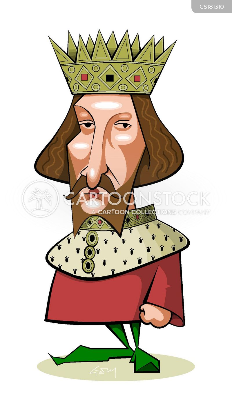 henry plantagenet cartoon