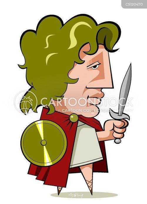 aristotle cartoon