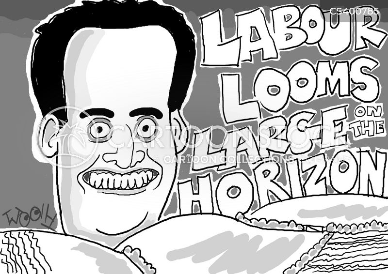 labour are back cartoon