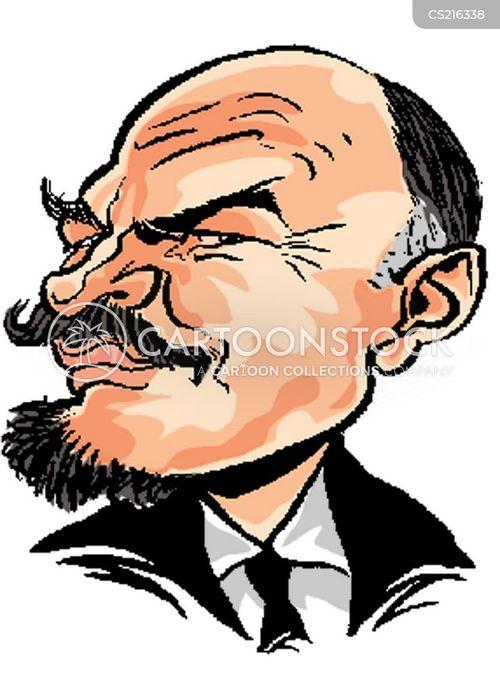 bolsheviks cartoon
