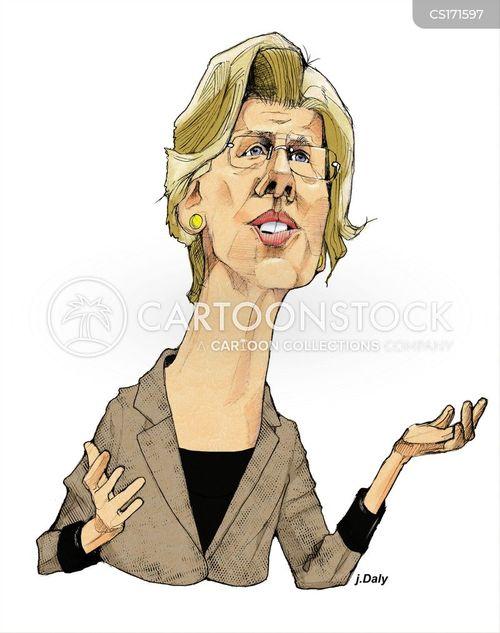 democratic party cartoon