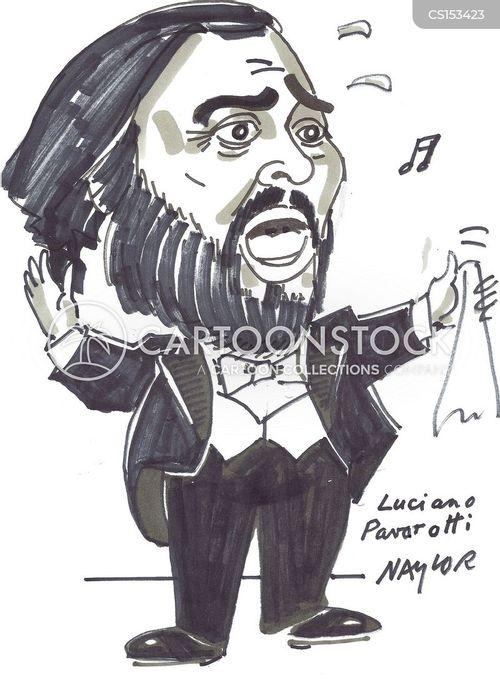 tenor cartoon