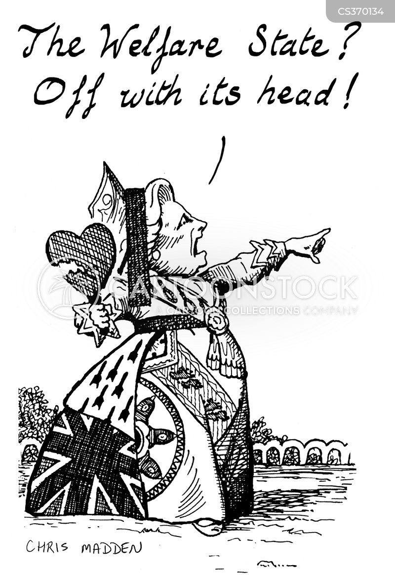Queen Of Hearts Cartoons And Comics Funny Pictures From Cartoonstock