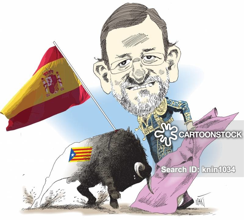 madrid cartoon