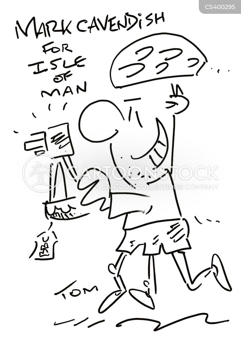 isle of man cartoon