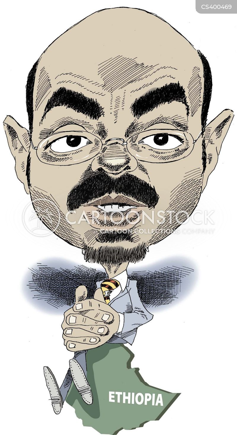 ethiopia cartoon