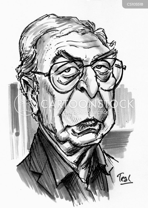 famous actor cartoon