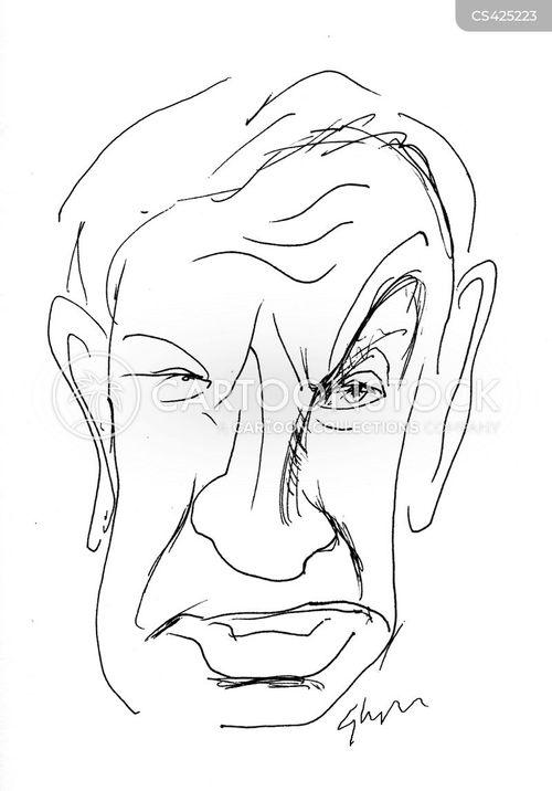 michael portillo cartoon