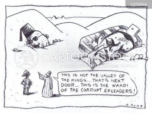 regime cartoon