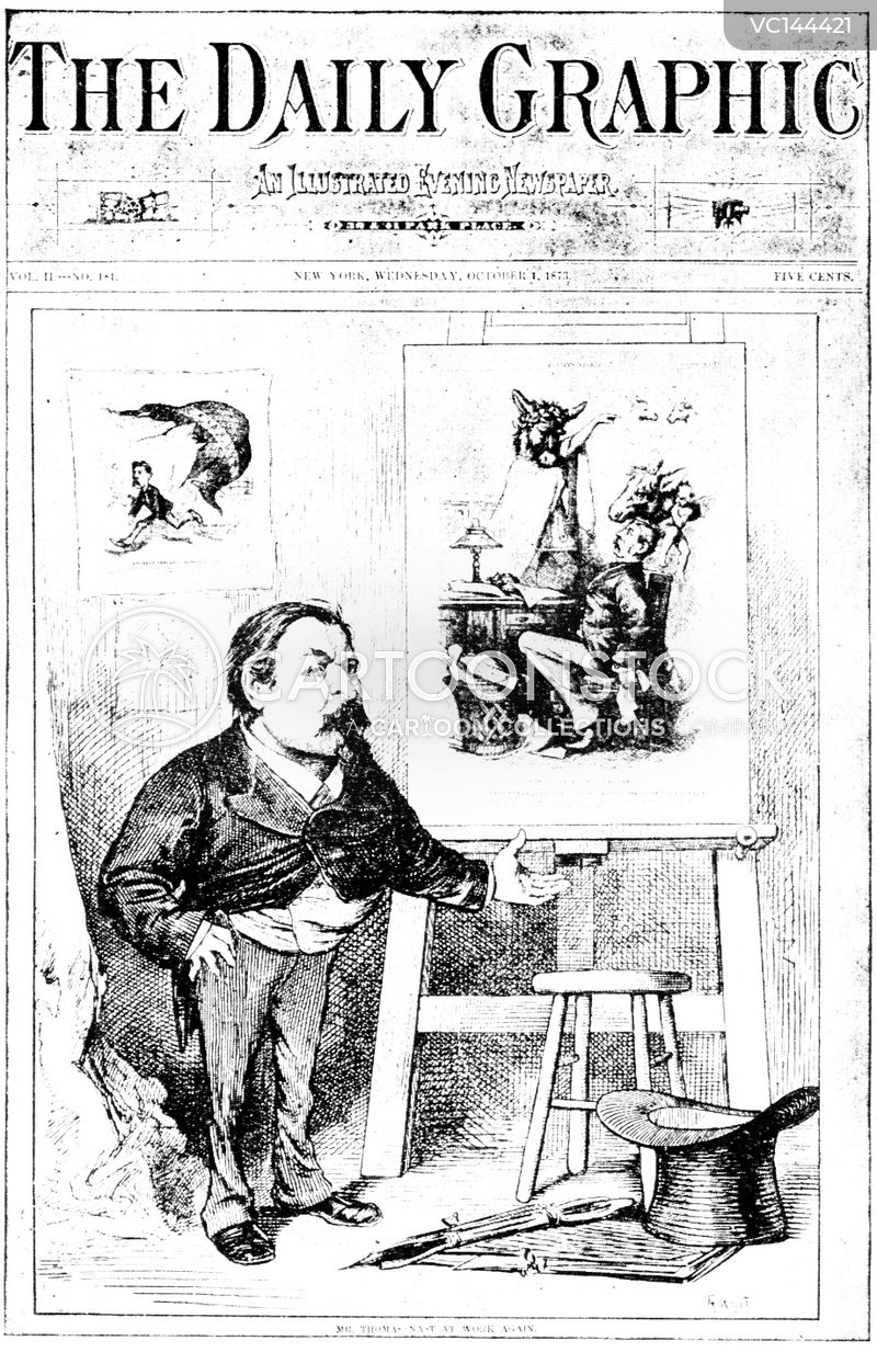 Thomas Nast cartoons, Thomas Nast cartoon, funny, Thomas Nast picture, Thomas Nast pictures, Thomas Nast image, Thomas Nast images, Thomas Nast illustration, Thomas Nast illustrations