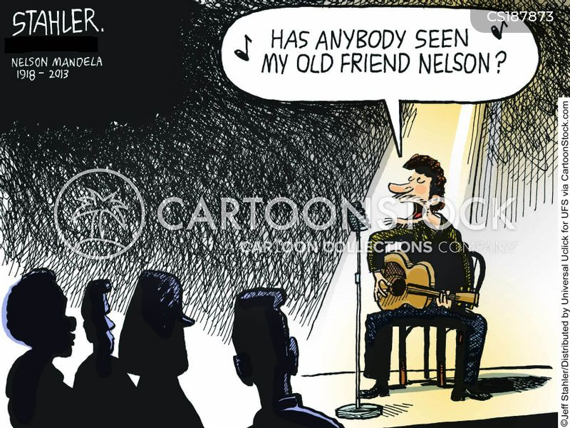 r.i.p. cartoon