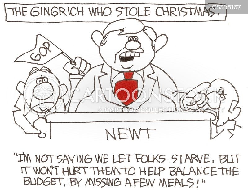 gop politics cartoon