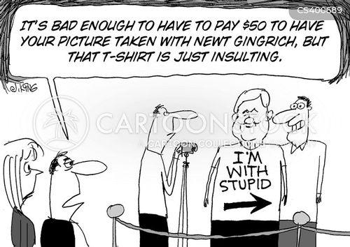 fund raiser cartoon