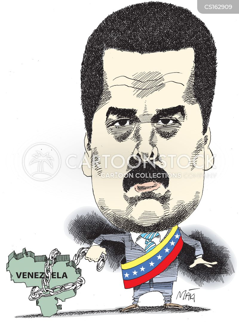 Image result for Maduro CARTOON