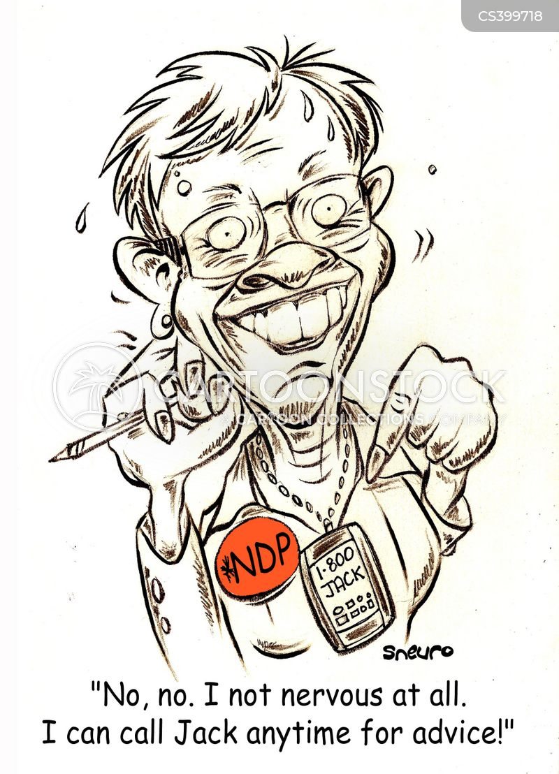 ndp cartoon