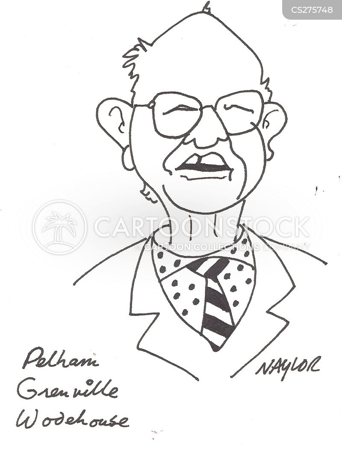 humorist cartoon