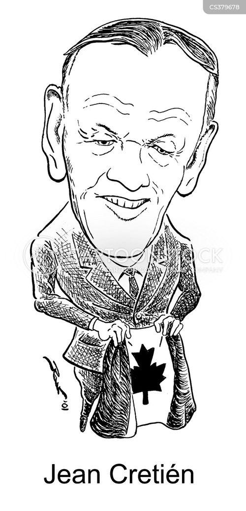 north america cartoon