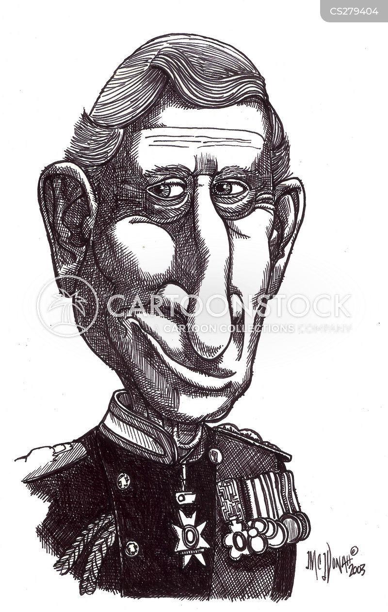 prince of wales cartoon