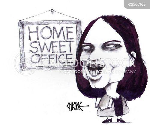 johnson administration cartoon